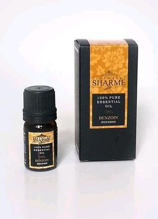 "Натуральное Эфирное масло ""Sharme Essential"" - Бензоин 5 мл."