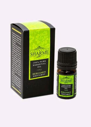 "Натуральное Эфирное масло ""Sharme Essential"" - Бергамот 5 мл."