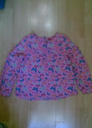 Фирменная блузка 6-7 лет
