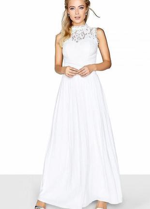 Little mistress вечернее коктейльное свадебное платье длинное ...