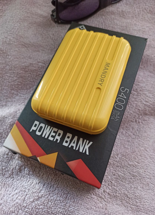 Power bank 5400mAh