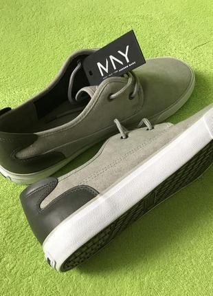Кеды кроссовки marc new york