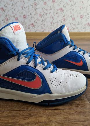 Баскетбольные кроссовки Nike team hustle D6