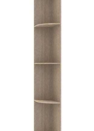 Угловой элемент к шкафу купе Сити лайт 600х300х2250