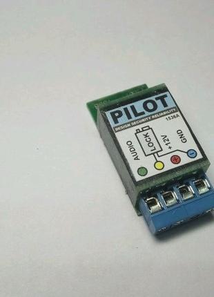 Pilot-1536 блок управления электромеханического замка с домофона