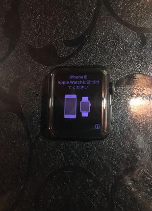 Apple Watch A1554 читайте описание