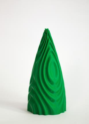 Декоративная статуэтка рельефный конус