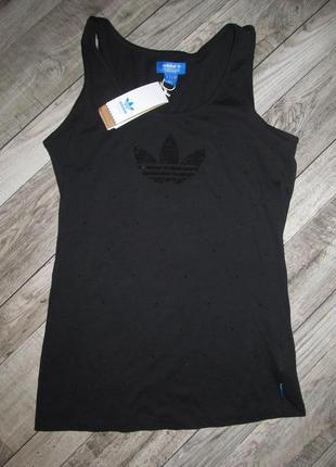 Adidas  котоновая майка р. 14 оригинал.