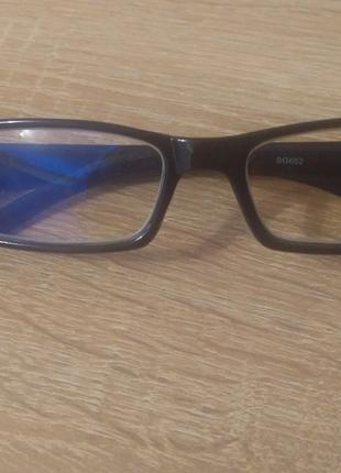 Очки для зрения -2,5