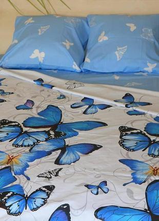 Комплект постельного белья. размеры. бязь люкс