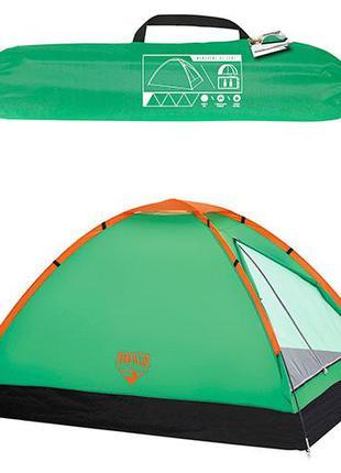 Палатка Monodome 2хместн., 205х145х100 см, PE 170T PA300 мм, пол