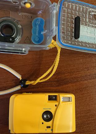 Пленочный фотоаппарат для подводной съёмки UFO Discovery