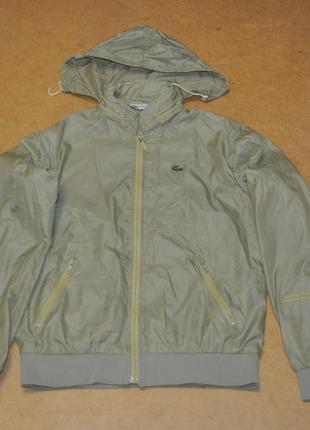Lacoste лакост куртка ветровка мужская