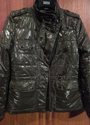 Крутая дизайнерская куртка studio 2000 италия р.36