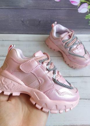 Красивые кроссовки для девочек томм