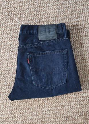 Levi's 511 slim fit джинсы оригинал (w32 l30)