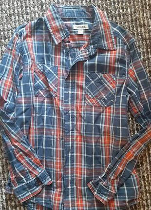 Отличная рубашка мальчику cherokee, р. 158-164