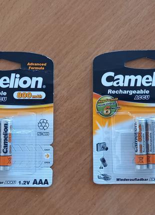 Акумулятори Camelion 800 mAh (4 шт.)