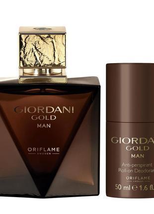 Мужской набор giordani gold man