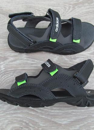 Кожаные сандали для мальчика,подростковые 32--41 рр