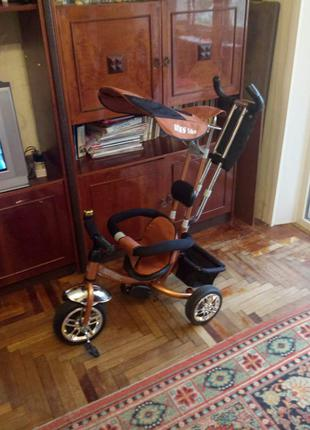 Велосипед трёхколёсный Azimut Trike