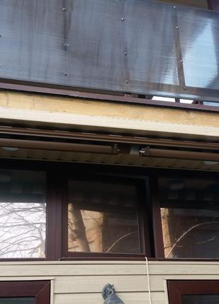 Маркизы: изготовление, продажа и установка в Одессе