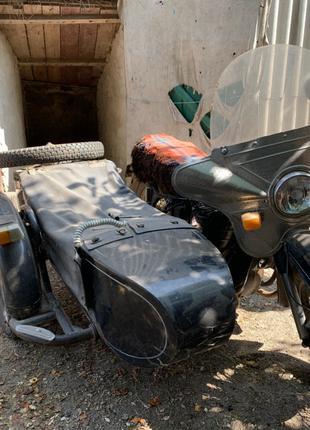 Мотоцикл Днепр МТ-10, МТ-11