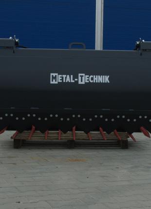 Резак для силоса ALIGATOR на фронтальный погрузчик (Metal-Technik