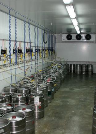 Продам холодильное оборудование для пивных складов