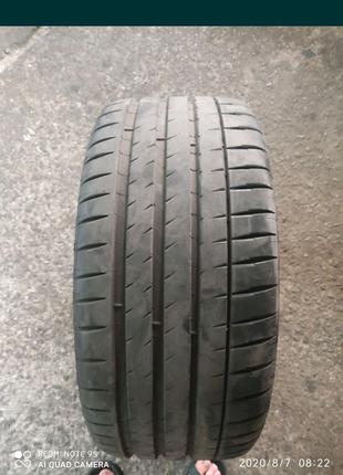 Резина мишилин пилот спорт 4s одно колесо подчи новое 235/35/20