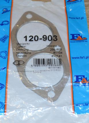 Прокладка приемной трубы FA1 120-903, 90091769, 854929