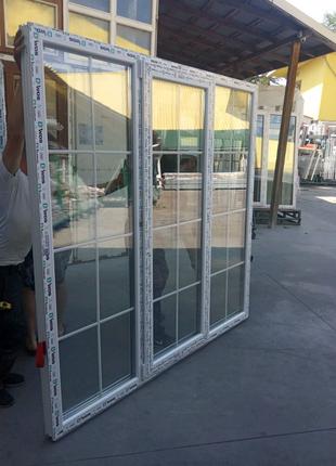Двери+окна продам