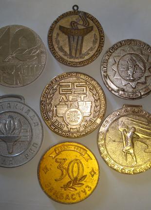 Медали СССР. цена за все.