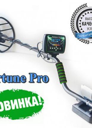 Новинка! Металлоискатель Fortune PRO / Фортуна ПРО OLED-дисплей 6