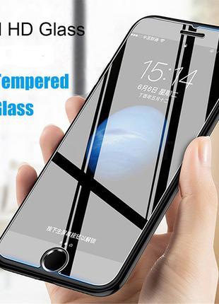 Защитное закаленное стекло TEMPERED GLASS телефоны XIAOMI, IPHONE
