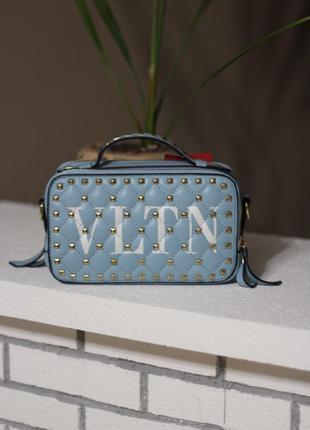 Сумка Valentino ( сумка клач в стиле Валентино)