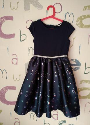 Новое платье h&m девочка 8-10 лет (134-140см)