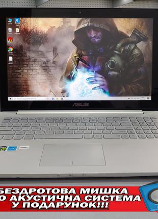 "ASUS UX501/15.6""4K IPS Touch/i7-6700HQ/16GB/SSD 240GB/GTX960M 2 2"