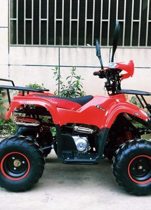 Квадроцикл Tiger BMW 110 бензин | Детский, бензиновый, 4Т, Мод...