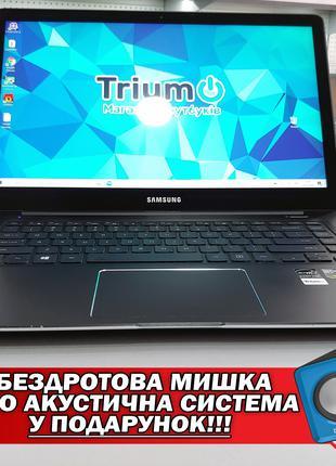 """Samsung NP940Z5L/15.6 """"4K Touch/i7-6700HQ/8GB/SSD 240GB/GTX950m ("""