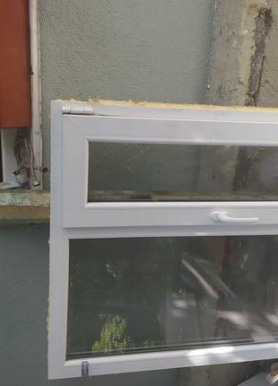 Продам металопластикове вікно б/в