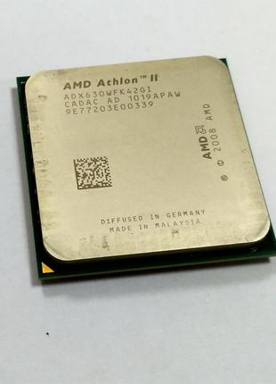 Процессор AMD Athlon II X4 630 4 ядра 2.8GHz Socket AM2+/AM3