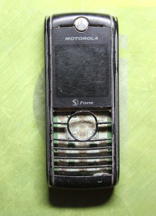 Мобильный Телефон Motorola W210 (Под ремонт)