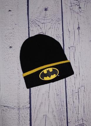 Шапка batman на 4-8 лет по бирке