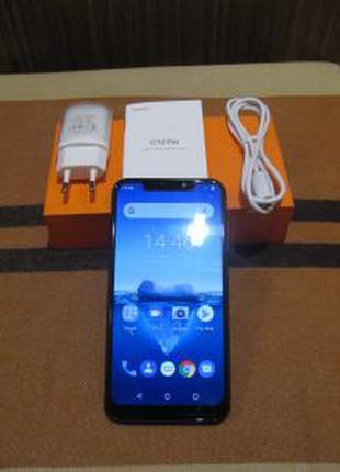 Не пропусти! новый телефон Oukitel C12 Pro 2/16Gb Black экран 6.2