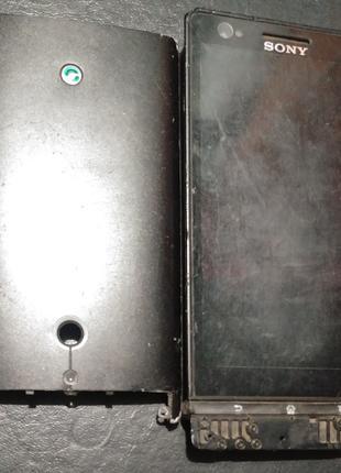 Sony LT22i Xperia P разборка