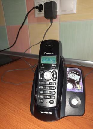 Радіотелефон Panasonic KX-TCD205UA