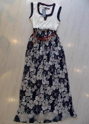 Платье  длинное летнее