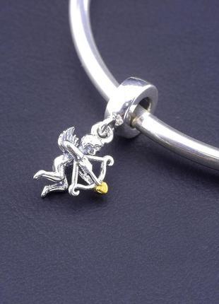 Шарм 'pandora style' серебро(925)2,07 г.