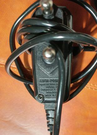 Зарядное устройство Micro USB 800mA AWM-POWER